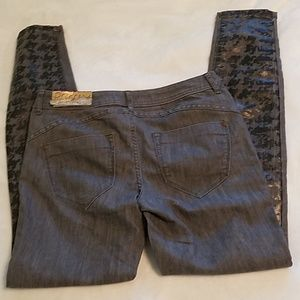 Vera Wang Jeans - VERA WANG Born to Rule Skinny Jeans Size 7 Gray